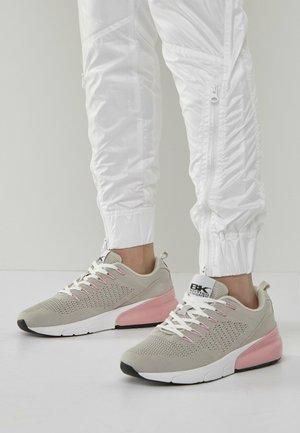 Sneakersy niskie - grey/pink
