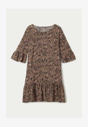 Day dress - st.tiger mud