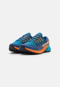 Merrell - AGILITY PEAK 4 - Trail running shoes - tahoe - 5