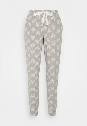 PANT HEART - Pyjama bottoms - grey melee