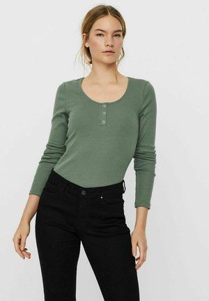 Long sleeved top - laurel wreath