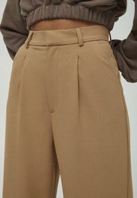 PULL&BEAR - Pantaloni - brown - 4
