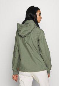 Ragwear - APOLI - Summer jacket - dusty green - 4