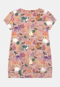 Lindex - MINI - Print T-shirt - dusty pink - 1