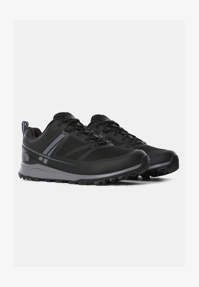 M LITEWAVE FUTURELIGHT - Chaussures à scratch - black/zinc grey