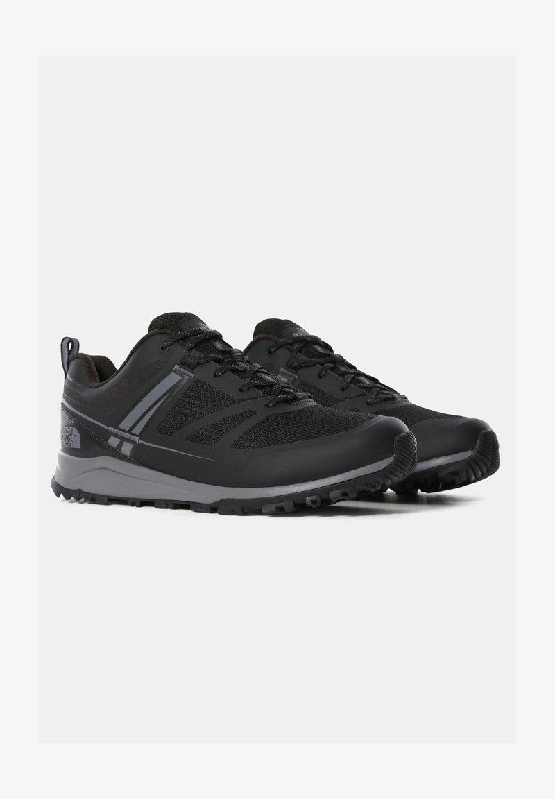 The North Face - M LITEWAVE FUTURELIGHT - Klätterskor - black/zinc grey