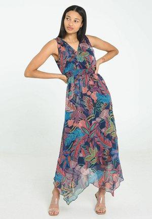 LONG LEAF - Korte jurk - multicolor