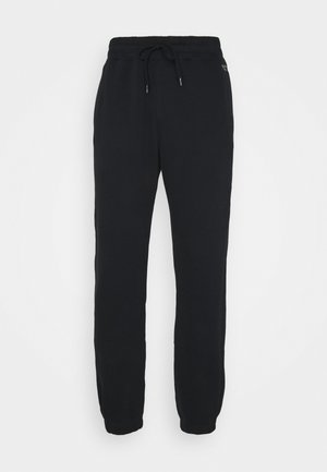 RELAXED JOGGER - Trainingsbroek - black
