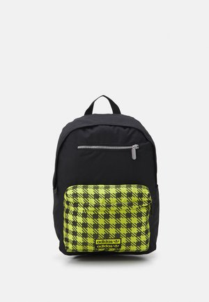 RYV BACKPACK UNISEX - Ryggsäck - black/halgrn