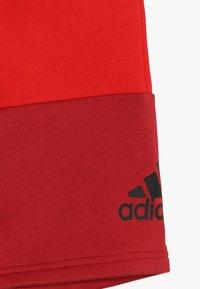 adidas Performance - SID SHORT - Krótkie spodenki sportowe - scarlet/maroon/black - 2