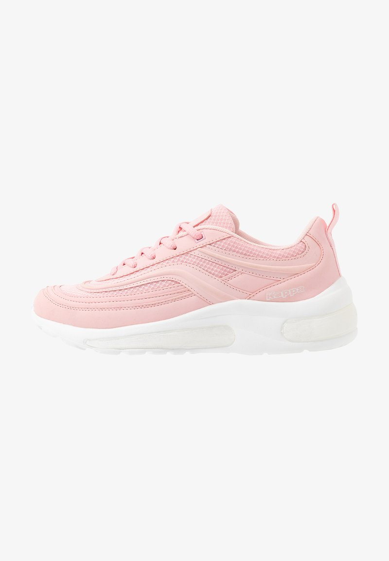 Kappa - SQUINCE - Sports shoes - rosé/white