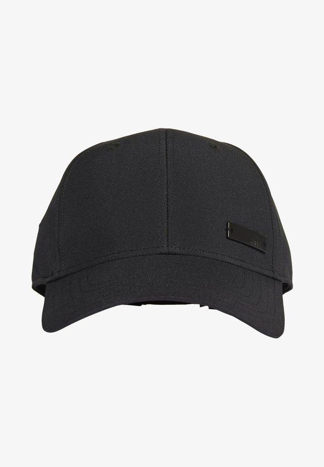 LIGHTWEIGHT METAL BADGE BASEBALL CAP - Cap - black