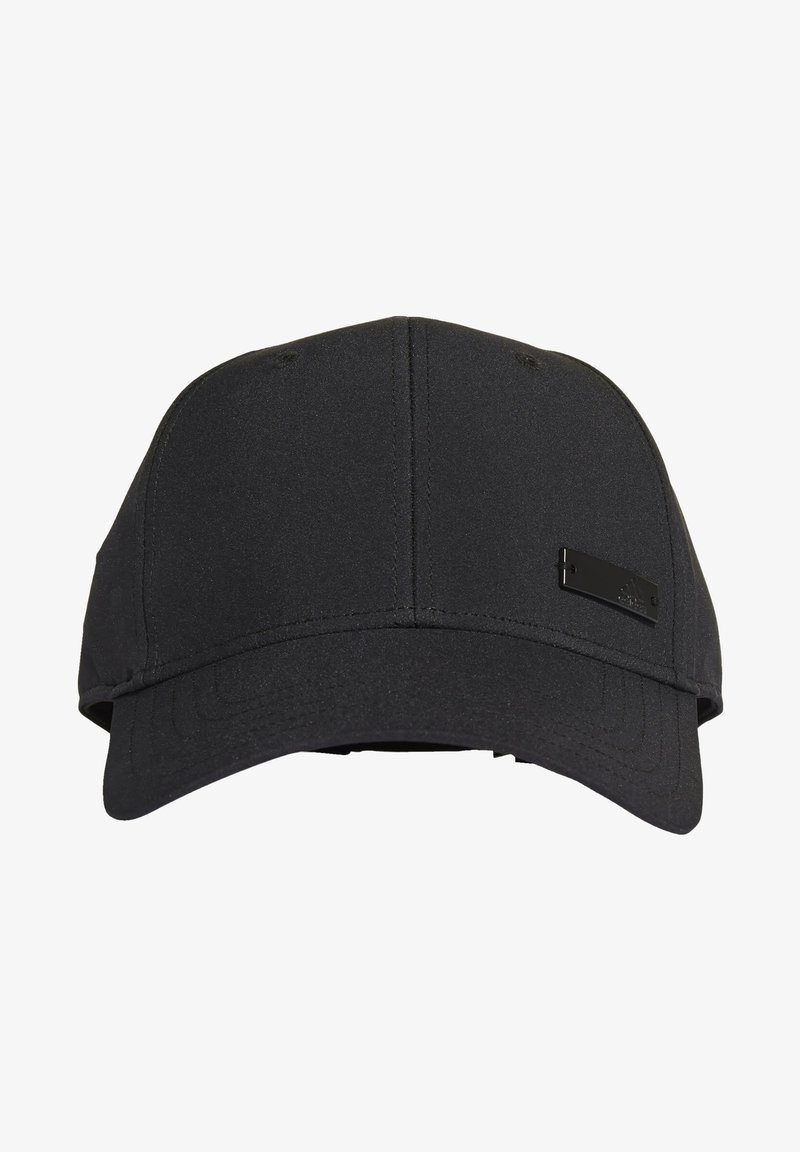 adidas Performance - LIGHTWEIGHT METAL BADGE BASEBALL CAP - Gorra - black