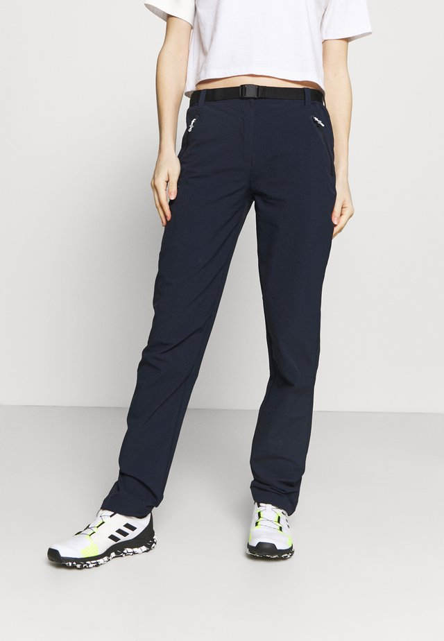 XERT - Outdoor trousers - navy