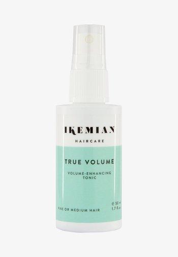 TRUE VOLUME - Hair treatment - -