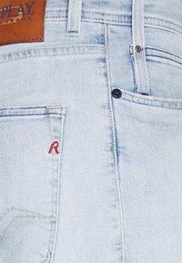 Replay - Denim shorts - superlight blue - 2