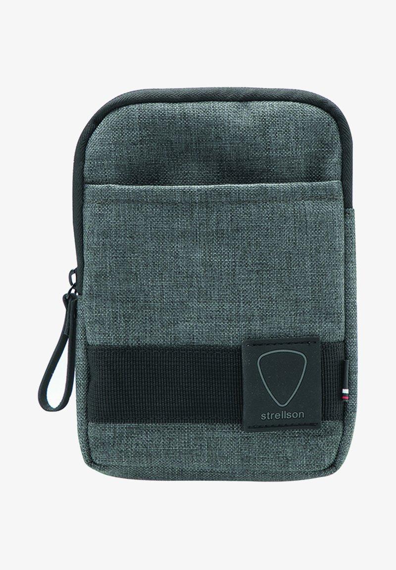 Strellson Premium - NORTHWOOD  - Across body bag - darkgrey