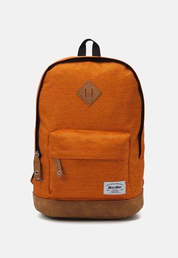 BACKPACK UNISEX - Rucksack - orange