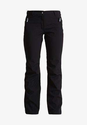 TAVITA  - Spodnie materiałowe - schwarz