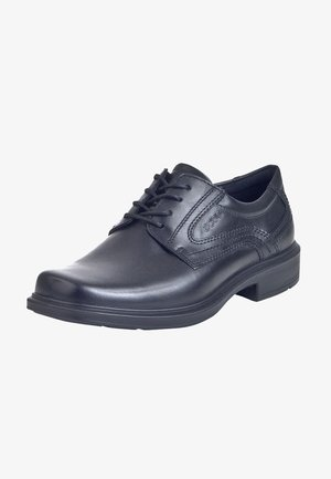 HELSINKI - Smart lace-ups - black