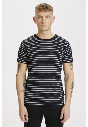 JERMANE SAILOR - Print T-shirt - black