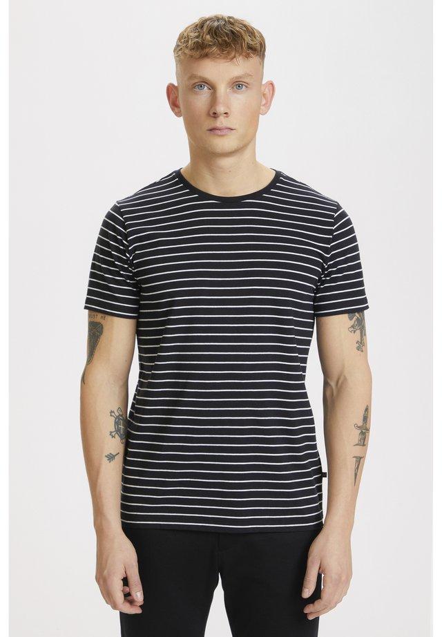 JERMANE SAILOR - T-shirt print - black