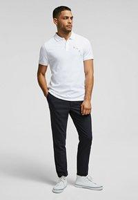 KARL LAGERFELD - Polo shirt - white - 1