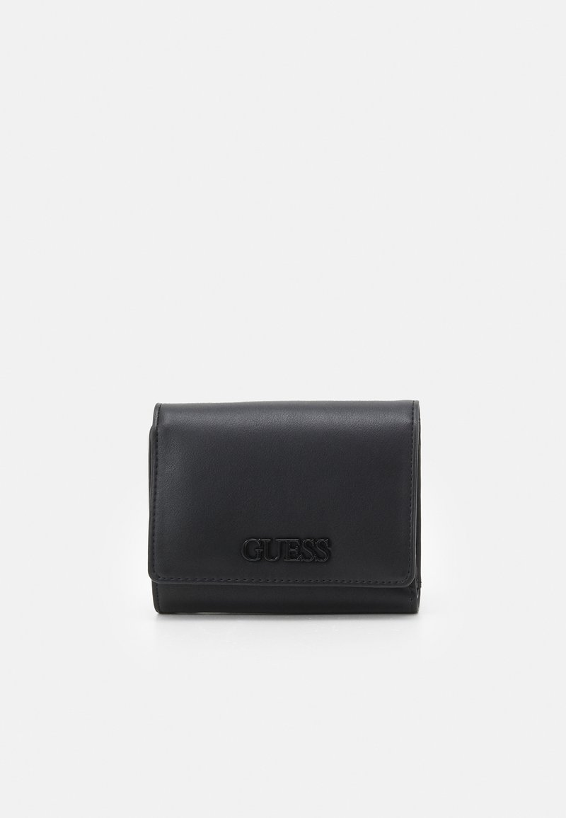 Guess - CENTRAL CITY TRIFOLD - Wallet - black