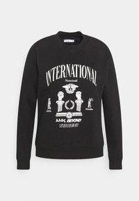 Nominal - INTERNATIONAL CREW - Sweatshirt - black - 5