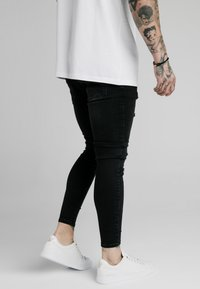 SIKSILK - SIKSILK SKINNY DISTRESSED - Jeans Skinny Fit - carry over - 4