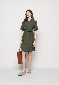 WEEKEND MaxMara - AUSTIN - Day dress - khaki - 1