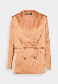 Fashion Union - TUSCANY - Blazer - apricot - 4