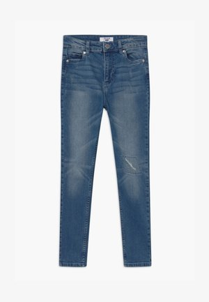 Vaqueros slim fit - mid denim