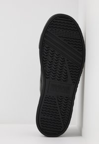 Versace Jeans Couture - CASSETTA LOGATA  - Sneakers laag - black - 4