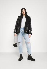 Topshop - Winter jacket - black - 1