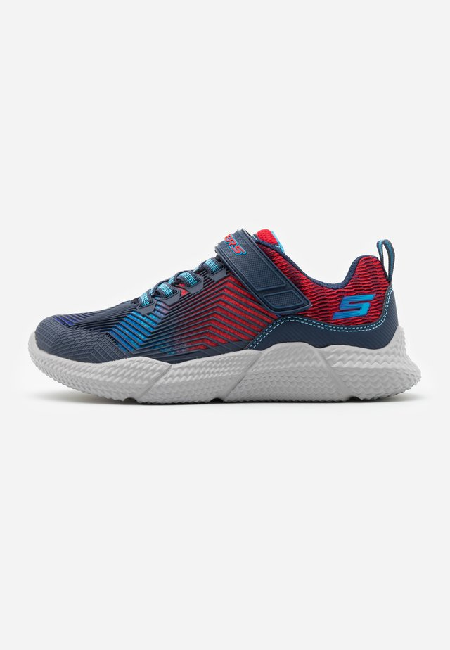 INTERSECTORS PROTOFUEL - Zapatillas - navy/red