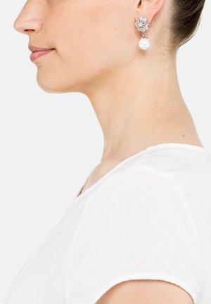 YAEL  - Earrings - silberfarben poliert