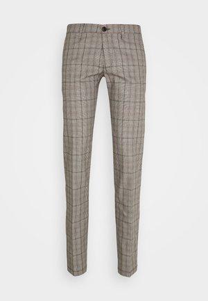 HOOP - Spodnie materiałowe - grey