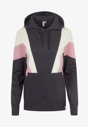 Sweatshirt - metallic black