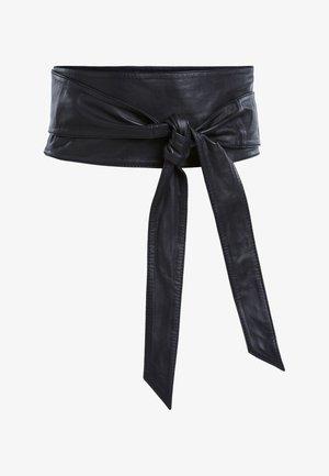 THE SASH  - Waist belt - black