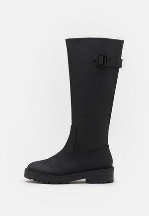 FOR ALL SAKE BOOT - Platform boots - black