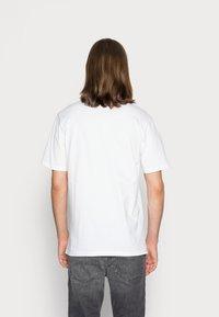 Carhartt WIP - SCRIPT - Print T-shirt - white/black - 2
