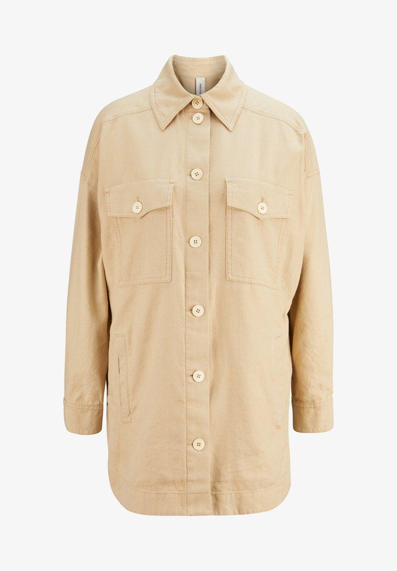 DRYKORN - Short coat - beige
