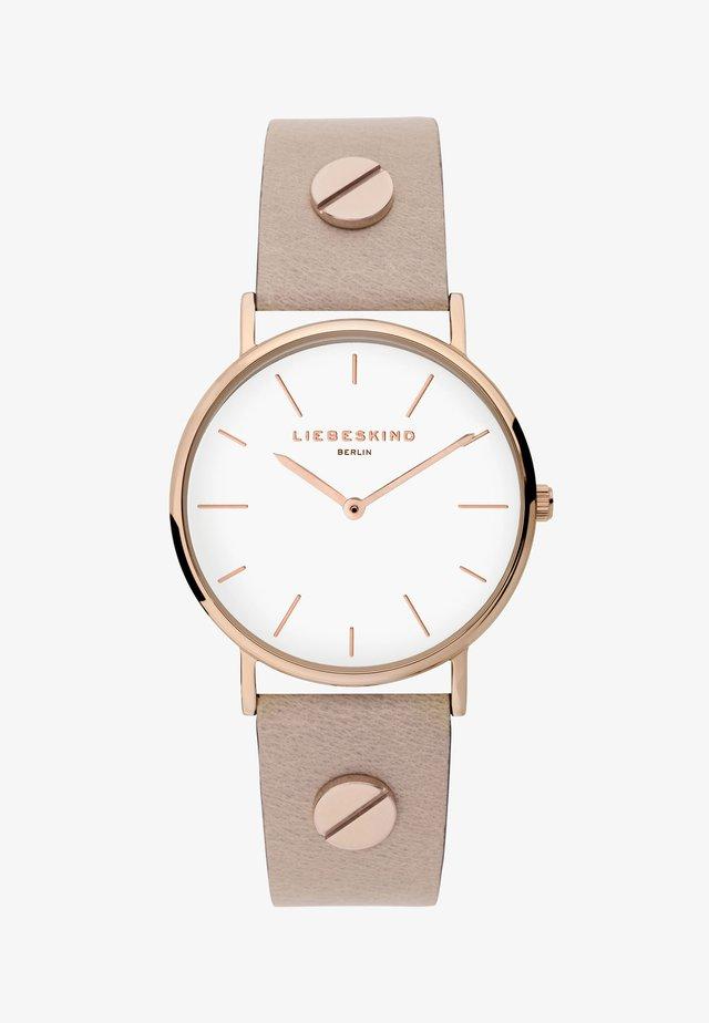 Watch - white