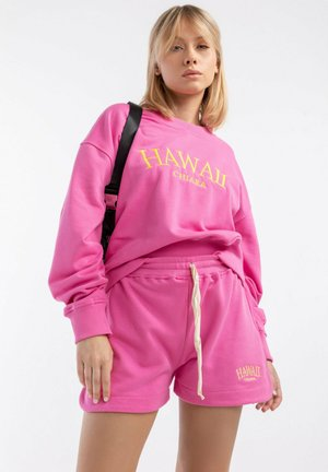 HAWAII - Szorty – pink - Szorty - pink
