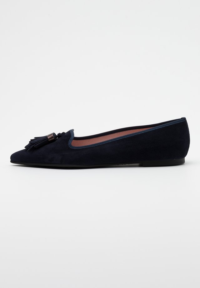 ANGELIS  - Ballet pumps - navy blue