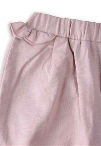 Cigit - Tracksuit bottoms - light pink - 2