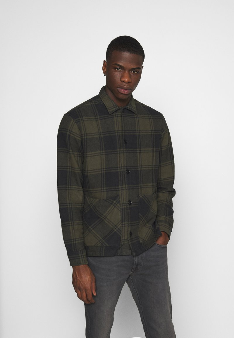 Jack & Jones - JORFINN - Tunn jacka - forest night