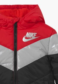 Nike Sportswear - COLOR BLOCK HEAVY PUFFER - Vinterjacka - university red - 4