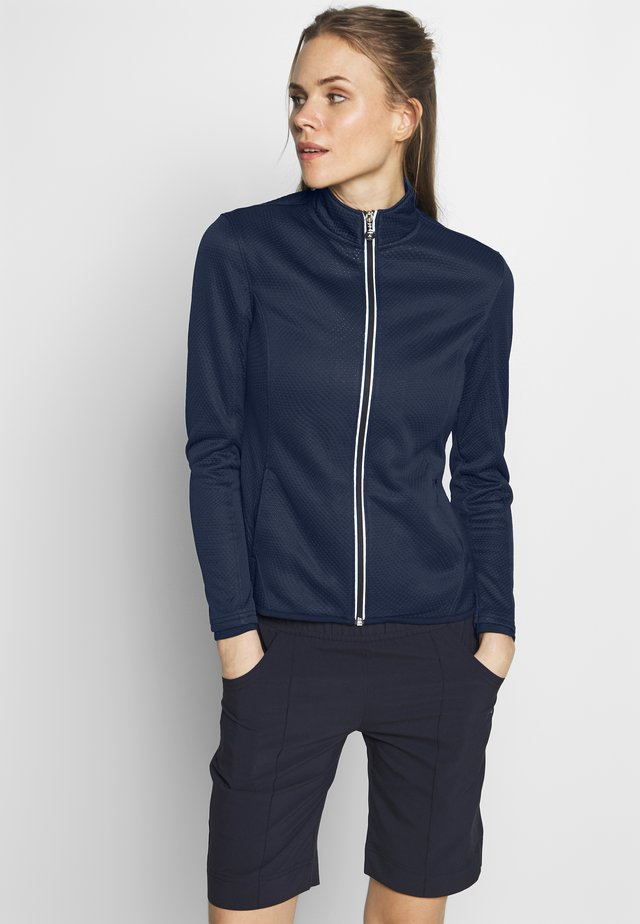 JACKET JANA - Kurtka z polaru - eclipse blue